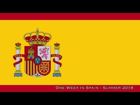 FPV racing drone Reginald explored Spain during summer 2018