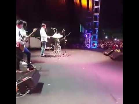 Via vallen live IG nya at mini unpar palangkaraya