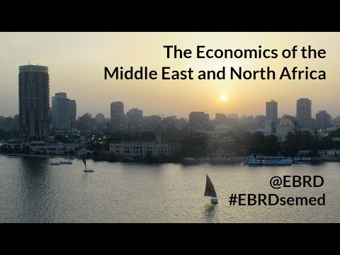 The Economics of the Middle East and North Africa - Keynote Lecture - Tarek Hassan