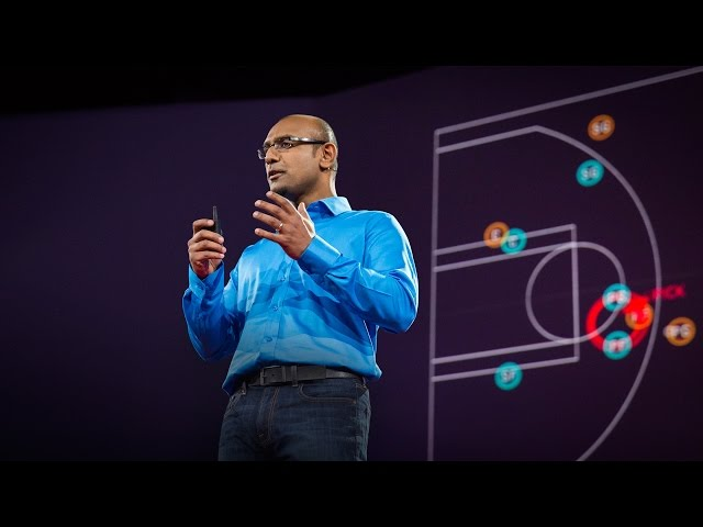The Math Behind Basketball's Wildest Moves | Rajiv Maheswaran