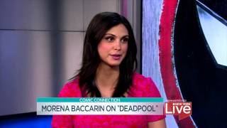 "Morena Baccarin on ""Deadpool"""