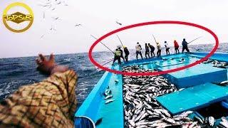 9 เหตุการณ์ตกปลาสุดระทึกที่ถูกบันทึกเอาไว้ได้ (ทำไปได้)