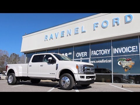 🔵 Here's a $100,000 Ford F450 Limited Dually | First Impression Review