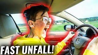 Ich fahre das ERSTE mal AUTO! **mit fail**