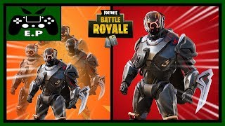 CHALLENGES METEORIC RISE, SOLVE CHALLENGES and RELEASE SECRET SKIN-Fortnite