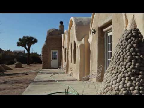 Cal-Earth's Sustainable Architecture