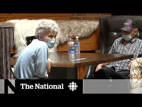 CBC News: The National: Pandemic complicates evacuating Red Lake, Ont., area