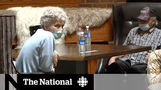 Pandemic complicates evacuating Red Lake, Ont., area