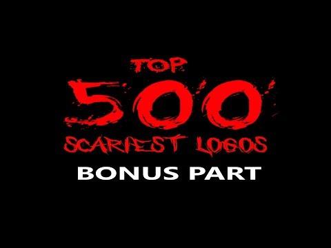 Top 500 Scariest Logos (BONUS PART)