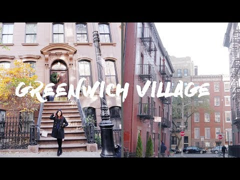 Carrie Bradshaw's apartment...10 MUST DO in Greenwich Village NYC