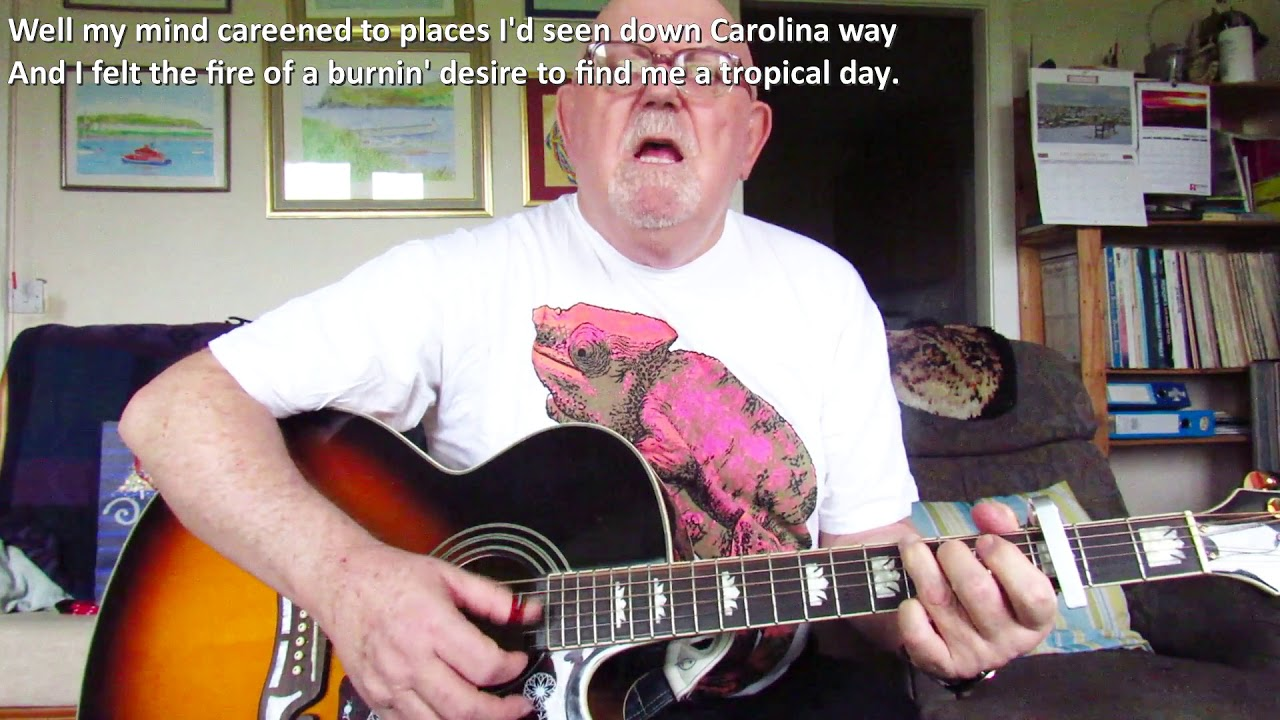 Guitar The Minnesota Song Including Lyrics And Chords Youtube