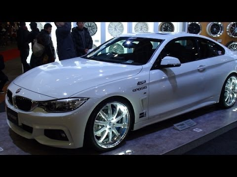 Hd Osaka Auto Messe 2014 Bmw 420i Coupe M Sport 大阪オートメッセ