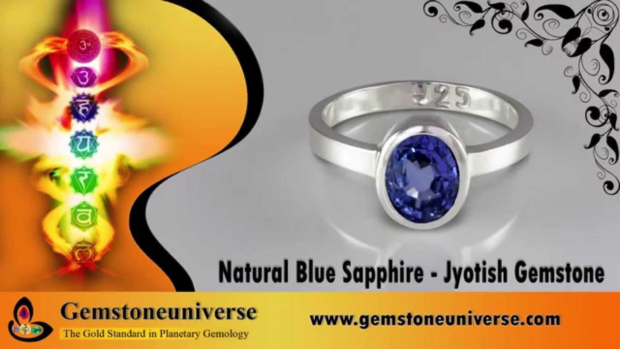 Can I wear Blue Sapphire in the Ring finger YouTube