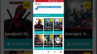 How to download avengers 2012 movie in hindi hd