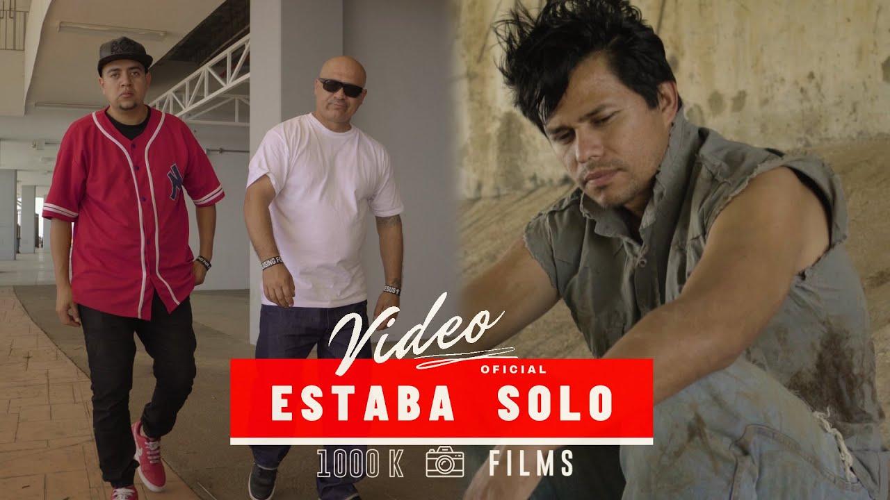Rap cristiano 2020 - G Low - Estaba Solo - feat - Adicto a Cristo vídeo oficial - Testimonio