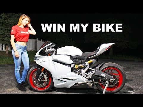 Episode 2: Cleaning Up the Panigale Front End