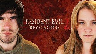 LISTOS PARA LA AVENTURA | Resident Evil R2 (1) - German y lele