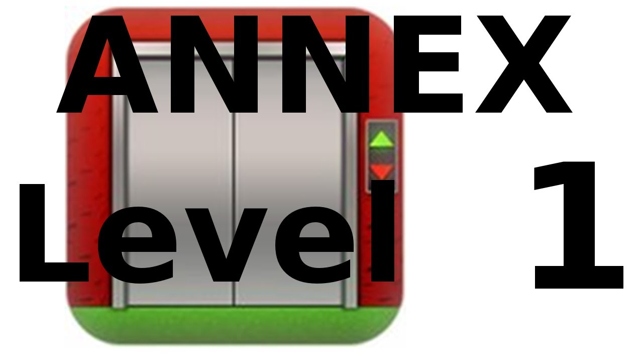 100 Floors Annex Level 1 Walkthrough Youtube