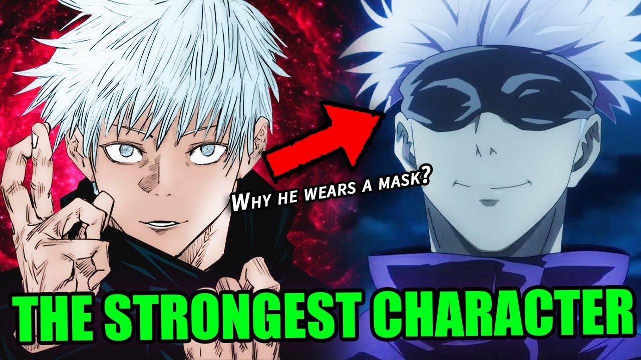 The Strongest Sorcerer Satoru Gojo Powers Six Eyes Limitless Infinity Domain Expansion Explained Youtube
