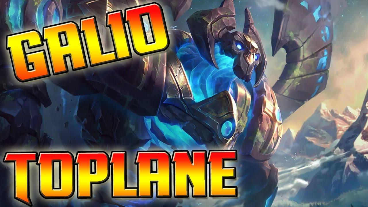 Galio slight tweaks? - League of Legends