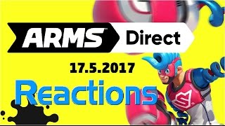 ARMS Direct 5/17/2017 Reaction Highlights