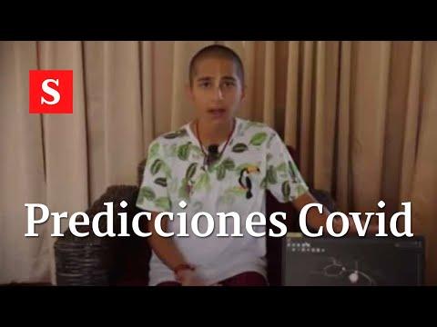 Abhigya Anand, El Niño Que Predice Cuándo Sería El Fin Del Coronavirus| Video Semana