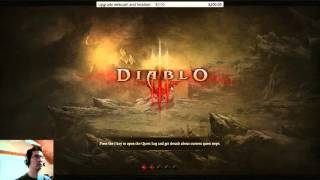 [NA] S4 Wizard in Diablo 3 RoS - just leveling and goofing off