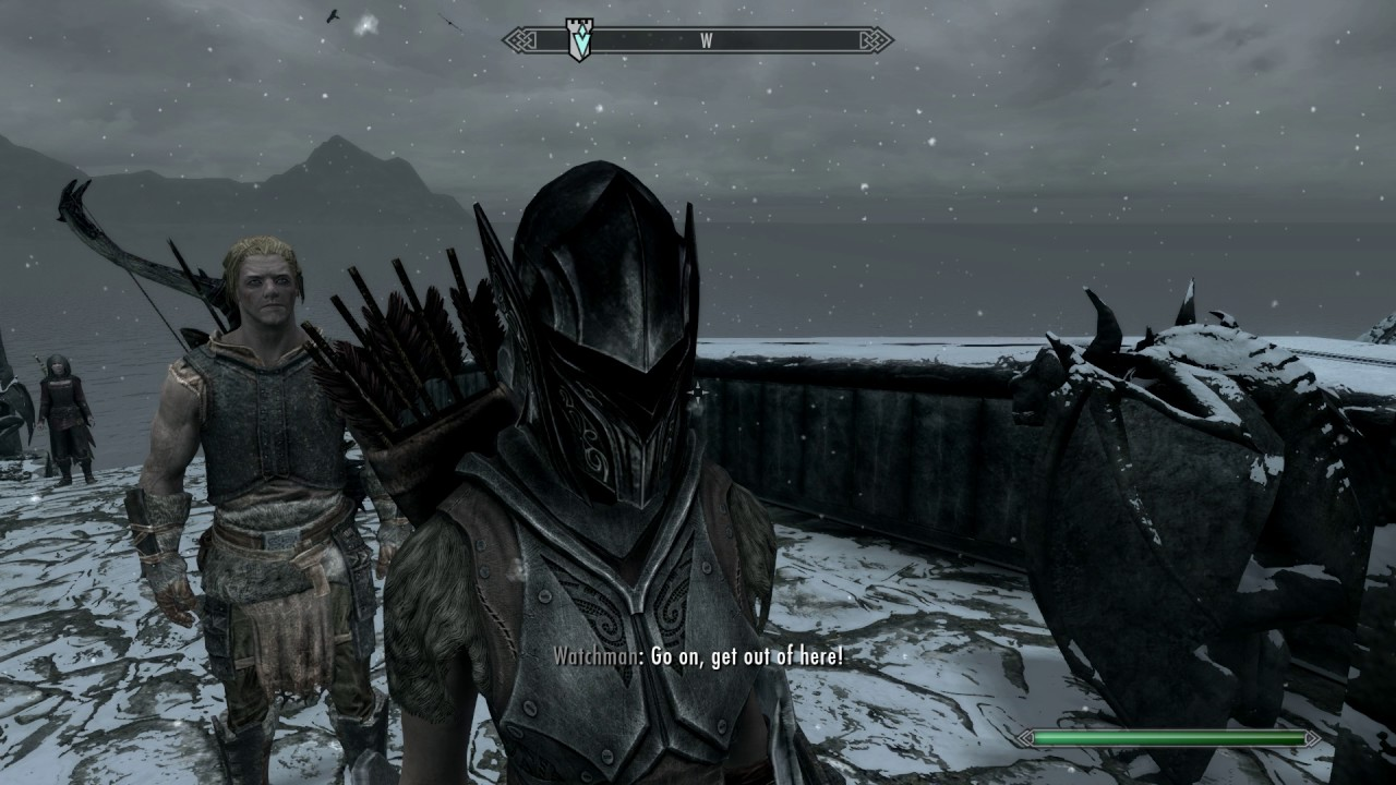 Skyrim Legendary Edition Fixes Bugs That Look