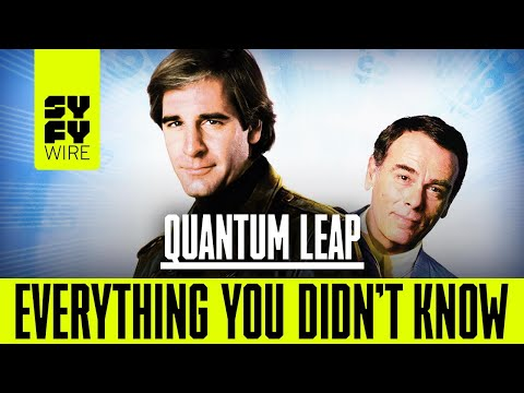 WATCH: Everything you didn't know about Quantum Leap
