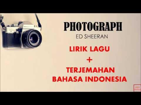 PHOTOGRAPH lirik dan Terjemah