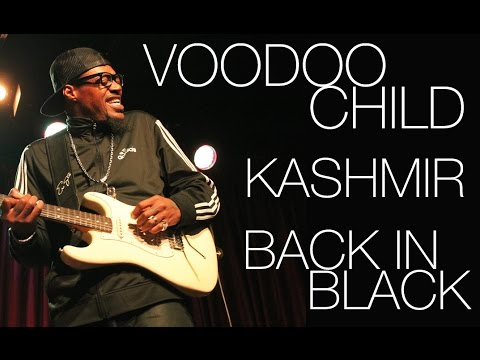 Two Tone Sessions - Eric Gales - Voodoo Chile / Kashmir / Back in Black