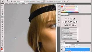 Уроки фотошоп. Портретная ретушь