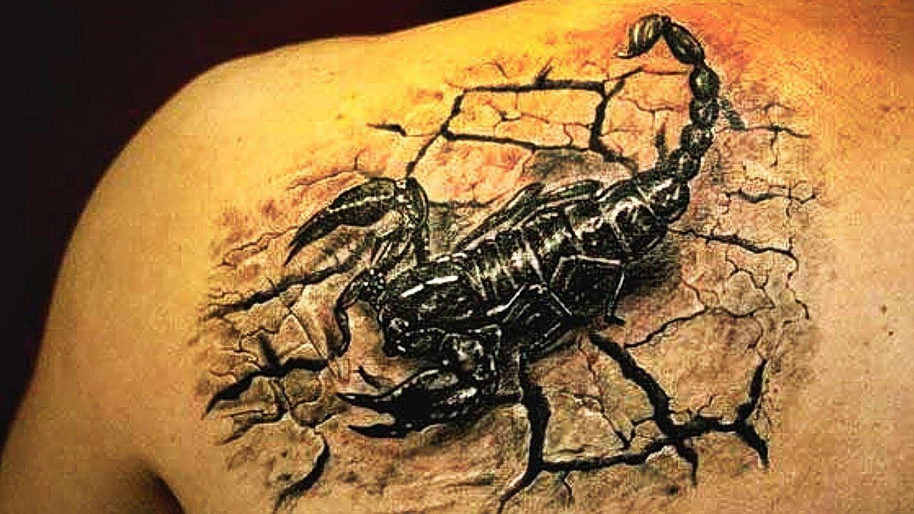 Zodiac Signs Tattoos Scorpio
