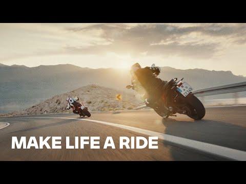 #MakeLifeARide — Welcome to BMW Motorrad on YouTube