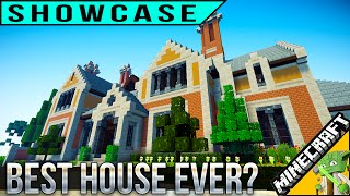 THE BEST HOUSE IN MINECRAFT EVER - SERIOUSLY!