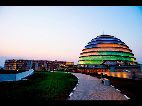 The Kigali Convention Centre And Radisson Blu Hotel