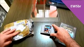 Unboxing  vários Games Nintendo 64, Super Nintendo, Playstation 2 !