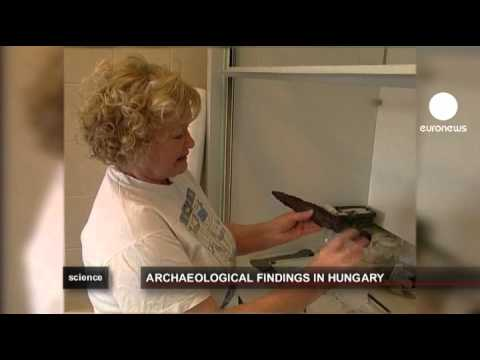 euronews science - Hungary's archaeological treasures
