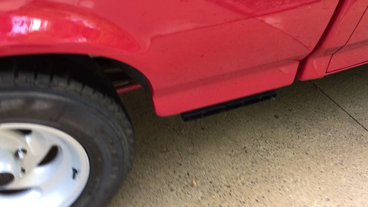 dr gas boom tube on a 94 f150
