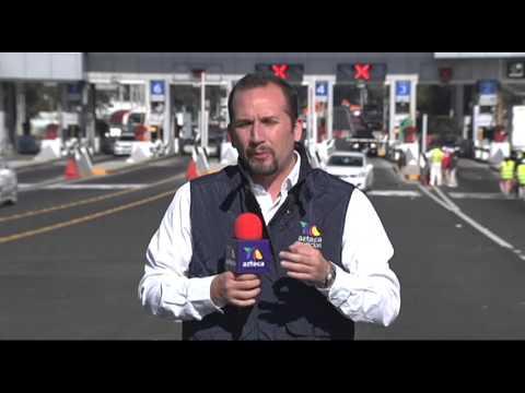 Video: Capufe inicia operativo decembrino en autopistas