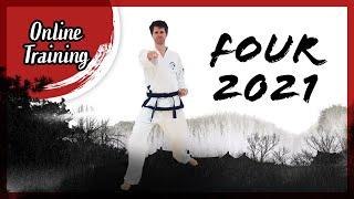 WinTaekwondo Online Training Four 2021