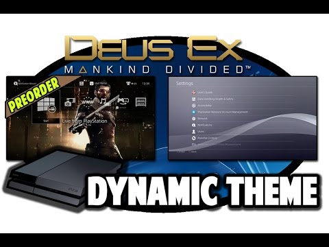 [ps4-themes]-deus-ex-mankind-divided-dynamic-theme-video-in-60fps