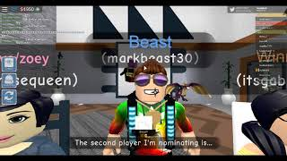 Eviction Notice pt.1 ep.1 (Roblox) With The mla Bot