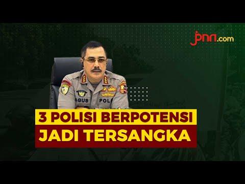 Hukuman Berat Menanti 3 Polisi Penembak 6 Laskar FPI