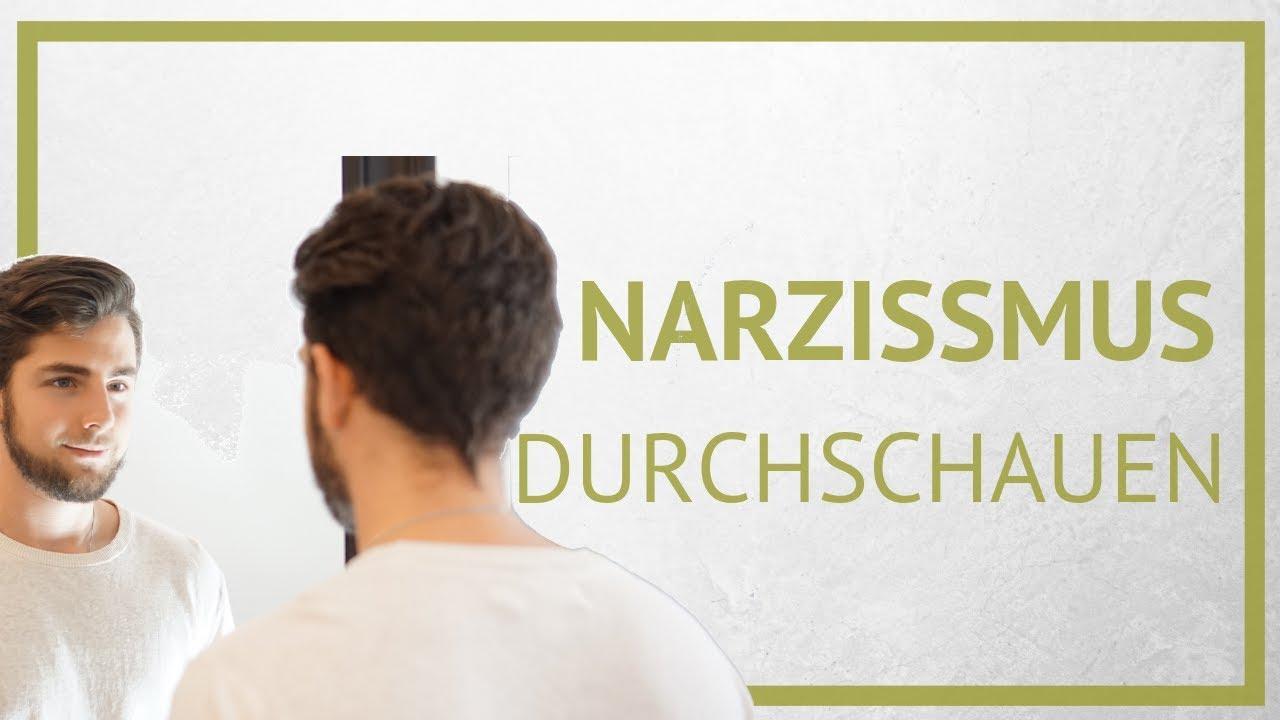 wie erkenne ich einen narzissten