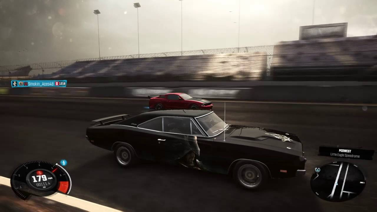 the crew 1969 dodge charger vs ford mustang youtube. Black Bedroom Furniture Sets. Home Design Ideas
