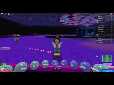 Rihanna -please dont stop the music-Roblox