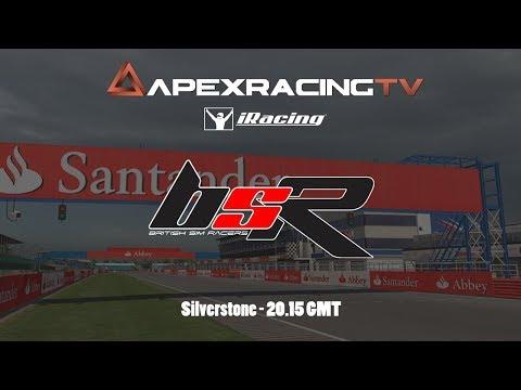 2018 BSRTC Pro Series - Alex Simpson - Round 1 - Onboard @ Silverstone