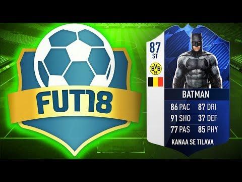 SAIN UUDEN BATMANIN FIFASSA!! - FUT DRAFT TO GLORY SUOMI #131