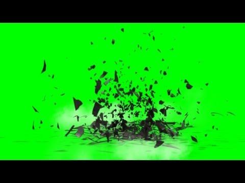 Hancock Landing Effect Green Screen - free green screen